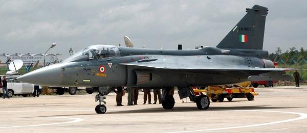 Rajnath's maiden sortie on Tejas LCA in Bengaluru