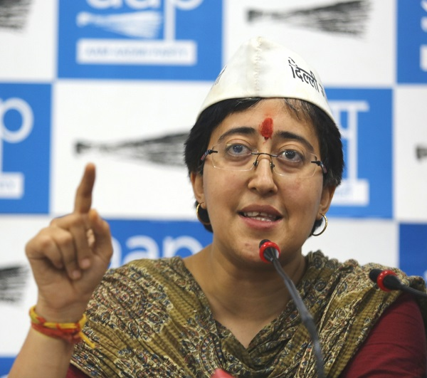 BJP is anti-women party, says AAP