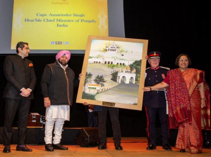 Grand celebrations of 550th Birth Anniversary of Sri Guru Nanak Dev ji