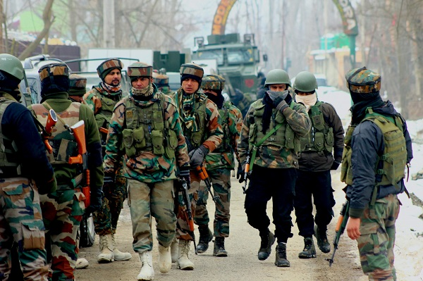 Red-tape stalls Indian Army HQ recast plan