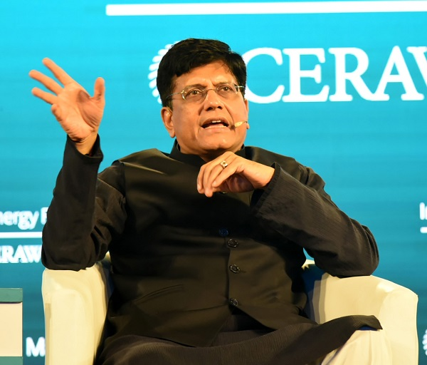 Piyush Goyal attacks Sonia Gandhi over RCEP