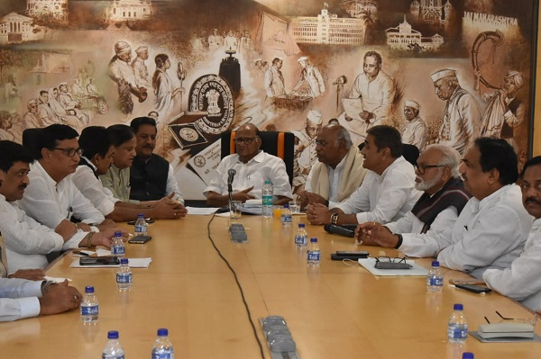 After our discussions, talks with Sena: Congress-NCP