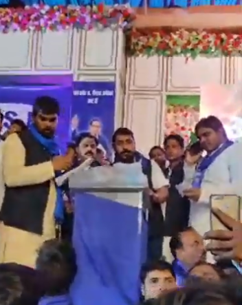 Bhim Army chief Chandrashekhar forms Azad Samaj Party
