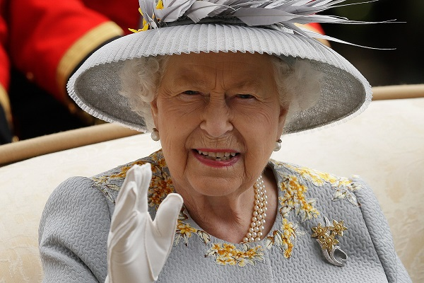 UK Queen turns 94 amid lockdown