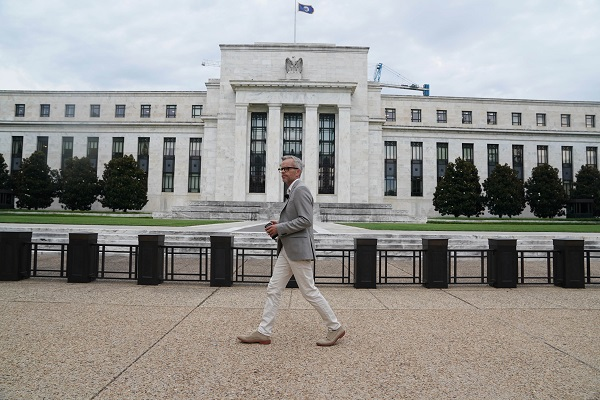 US Federal Reserve warns of financial vulnerabilities amid pandemic