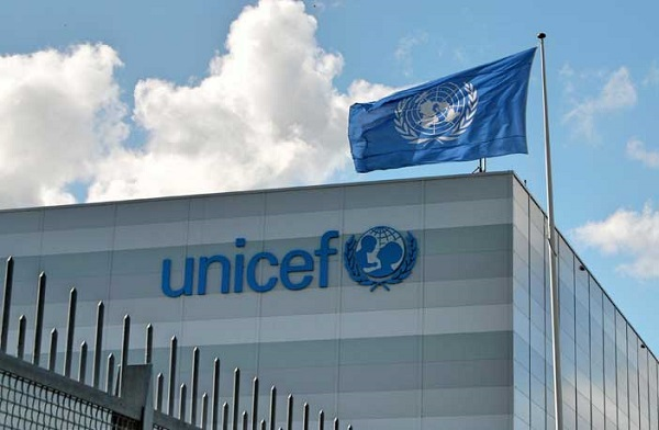 Largest number of children displaced in 2019: UNICEF