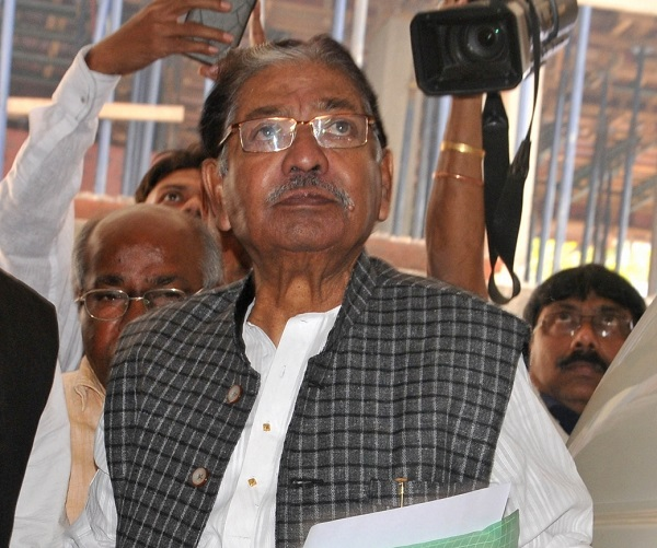 Bengal Congress chief Somen Mitra hospitalised