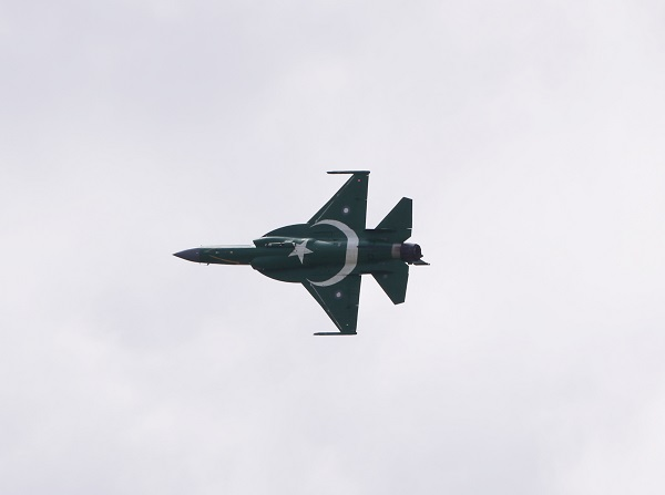 Pakistan Air Force carries out exercises in Gilgit